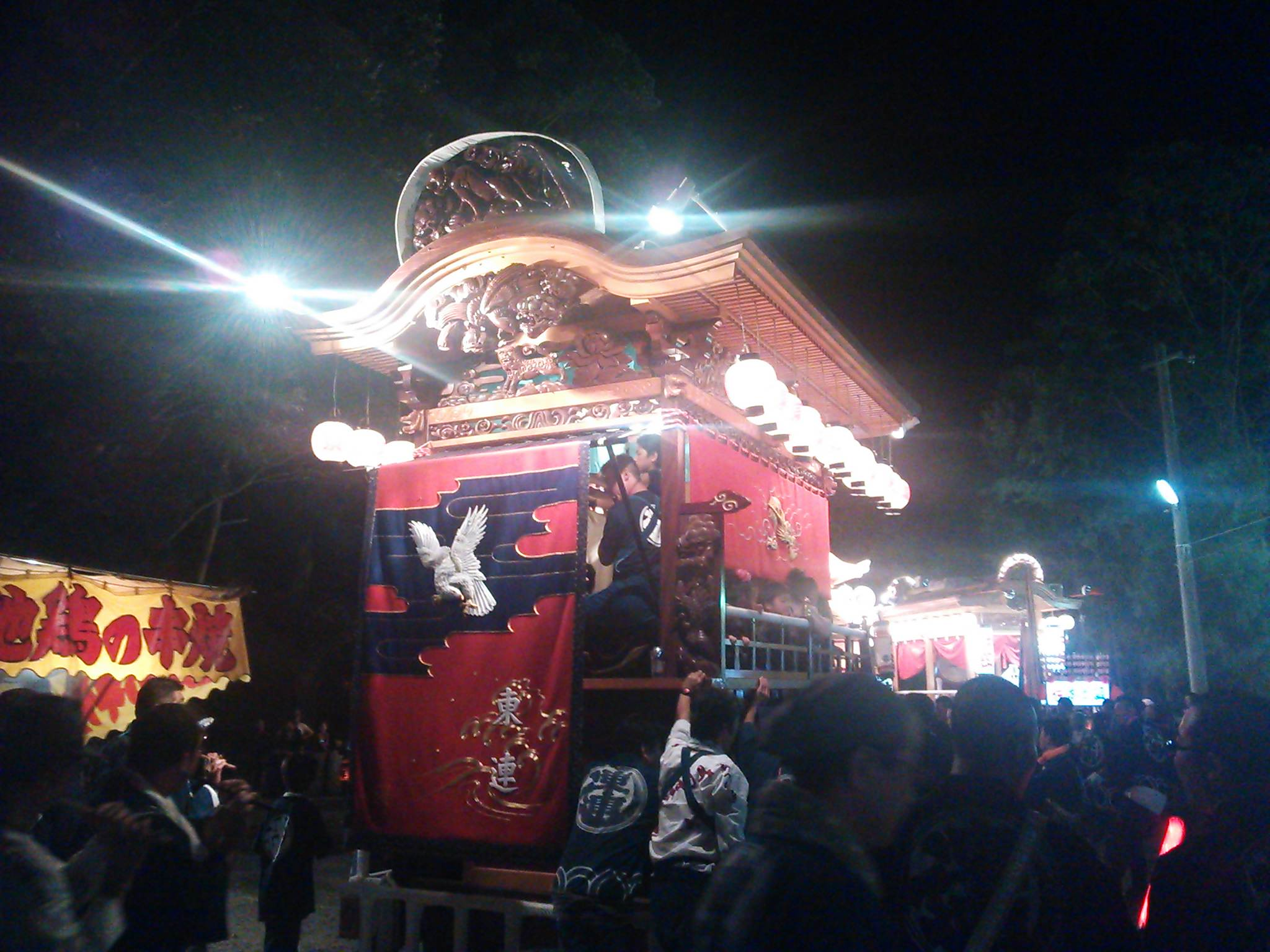 浜北新原祭り